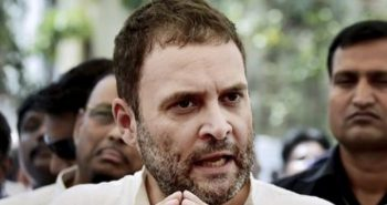 MP farmers' protest: Rahul arrested, stopped from meeting kin of deceased
