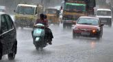 Heavy rainfall in Telangana