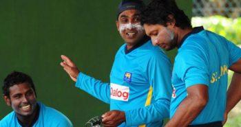 ICC Champions Trophy: Angelo Mathews jokes about Kumar Sangakkara's comeback