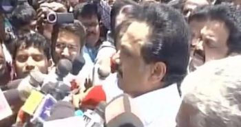 Tamil Nadu: Oppn questions AIADMK 'horsetrading', thrown out of Assembly