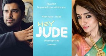 Hey Jude was the right choice for my foray into Malayalam industry: Trisha