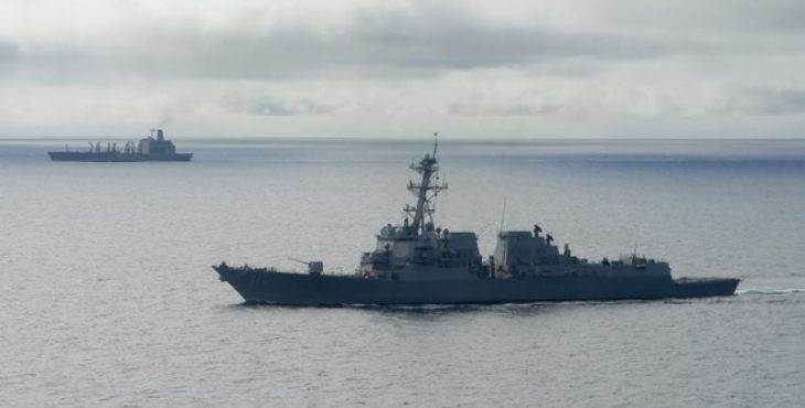 ASEAN, Beijing adopt framework for crafting code on South China Sea