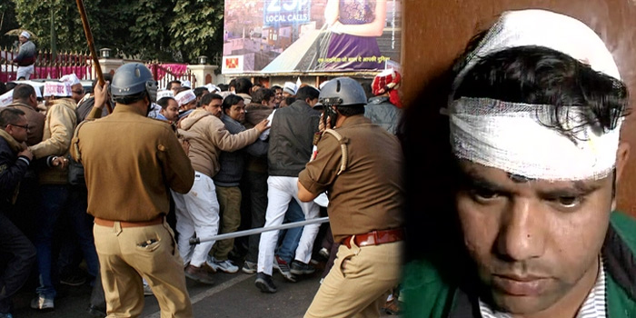 Ruckus outside Gurugram mall, police resort to lathicharge