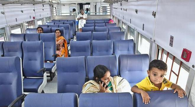 A smoother, safer journey for passengers on Venad Express