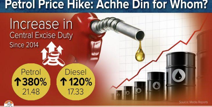 Fuel prices rise again