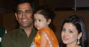 Ziva Dhoni rocks the stage with her dancing skills