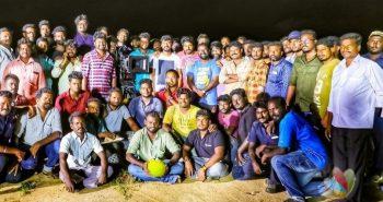 """'Kanaa' team celebrate """"Nandri Vizha"""""""