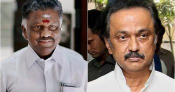 OPS meet Minister only for personal use – stalin open talk