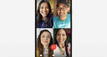 WhatsApp launched group video calling in India