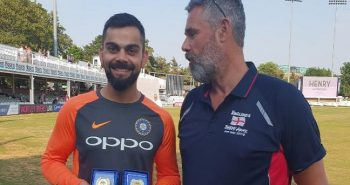 Barmy Army's Awards goes to Virat Kohli