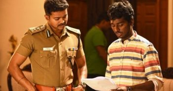 Atlee almost finalised for Vijay's next!