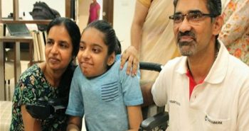 Different abled girl Achievement – PM wishes