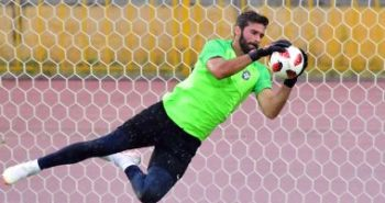 Roma goalkeeper Alisson in eye-watering €72.5 million