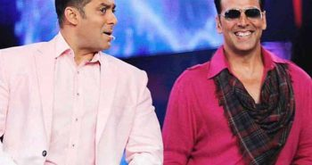Akshay & Salman-100 highest paid actors in the world