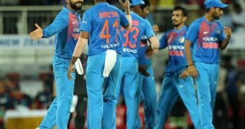 India vs WI: 5th oneday match