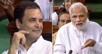 Modi wins, Lok Sabha rejects no-confidence motion