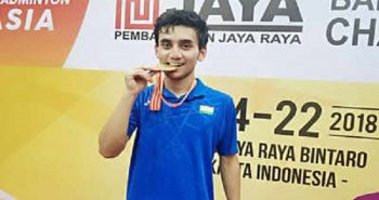 Lakshya Sen Bags Gold In Badminton Asia Junior Championship