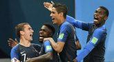 FIFA WC Final: France put brake to Croatia's dream run?
