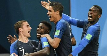 FIFA WC Final: France put brake to Croatia's dream run?