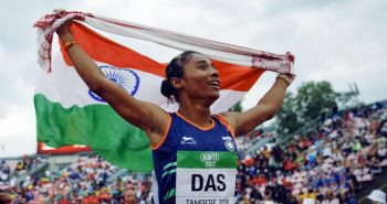 Hima Das historic achievement