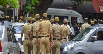People act like Fake IPS officer – Four Arrested