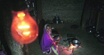 Indian Army distributes 17,000 solar lights