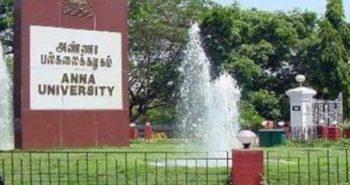 Anna University corruption!