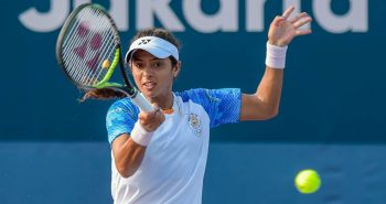 Asian games 2018: Ankita & Bhaker winning stage