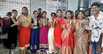 Marriage venues in Saluru say 'no' to plastics