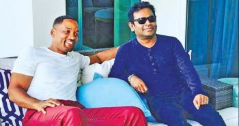 Rahman meets Smith