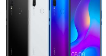 Huawei Nova 3i Iris available sale on Aug 23