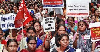 Domestic workers seek social security law