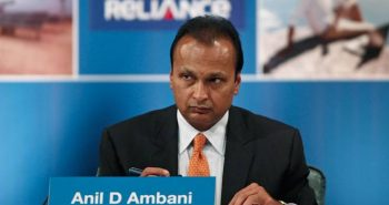 Reliance Naval director Anil D Ambani resigned