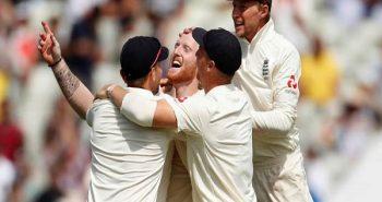 Edgbaston Test match England beat india