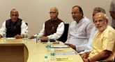 BJP Chief Ministers Meeting target 'Swachh Bharat'