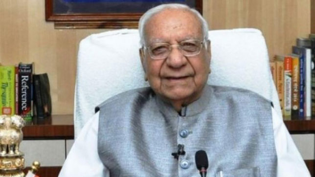 Governor Tandon passes away in Chhattisgarh