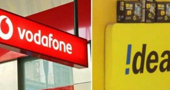 "Vodafone,Idea Merge completed ""Vodafone Idea Ltd"""
