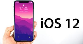 Apple launched iOS 12 beta update version