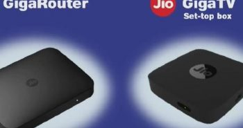 Jio GigaFiber offer give 100GB free data