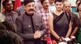 Kamal and Pooja attended a special screening at OTA