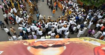 Karunanidhi health updates: Kanimozhi, Stalin arrive
