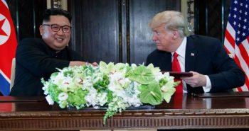 Third summit between North and South Korea