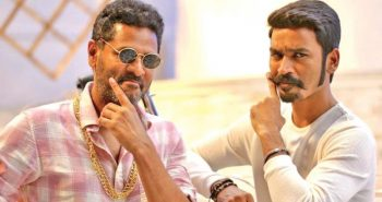 Dhanush, prabhu deva combination