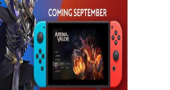 Arena of Valor switch mobile version