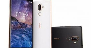 Nokia 7 plus receive Android 9.0 Pie
