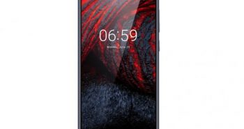 Nokia 6.1 launched on August 21