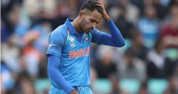 Hardik Pandya said 'My first love' on Instagram