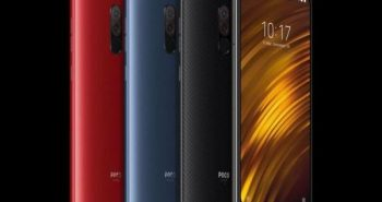 Poco F1 will go on sale exclusively today