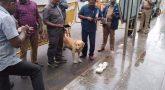 Explosives in Chennai near Rajiv Gandhi hospital