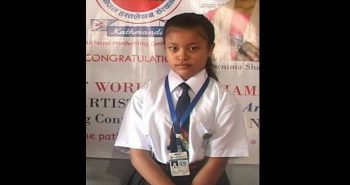 14 year old girl create world record!